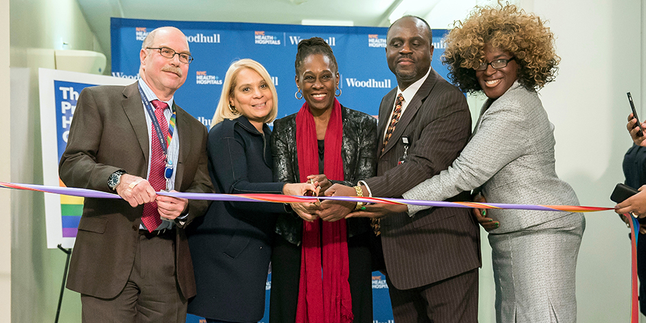 NYC Health + Hospitals/Woodhull Opens North Brooklyn's First
