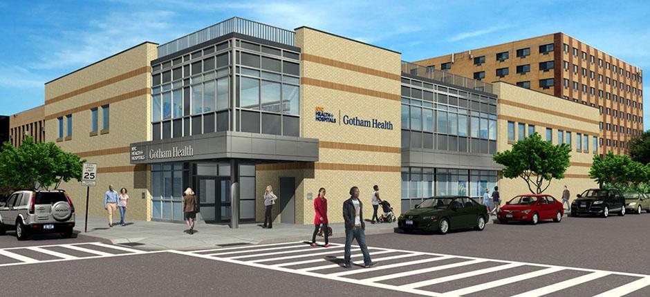 NYC Health + Hospitals Breaks Ground on New Ambulatory Care