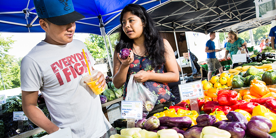 NYC Health + Hospitals Hosts Farmers Markets at Hospitals and